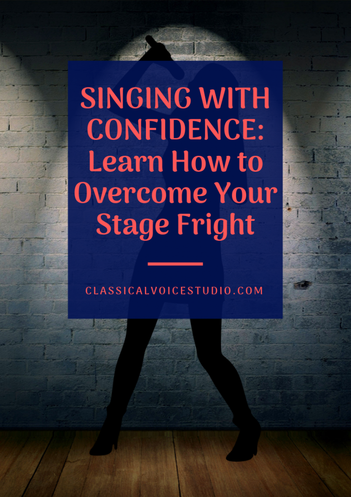 Beat Stage Fright in 8 Steps